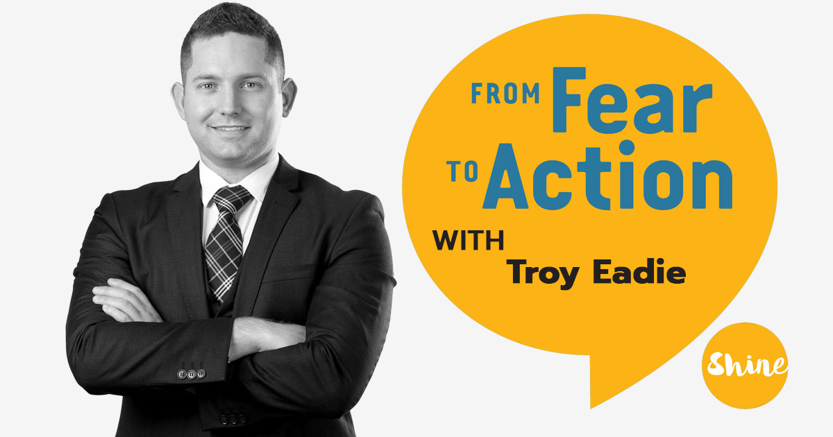 Podcast Episode 5 Troy Eadie